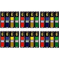 Voordeelpakket 4 x 4 indexstroken 683-4 + 2 x 4 index dispenser GRATIS