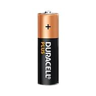 Voordeelset DURACELL® batterijen Plus, Mignon AA, 1,5 V, 20 stuks