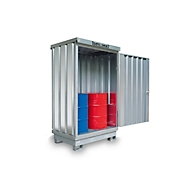 Vrijstaande container SAFE TANK 100, WGK 1-3