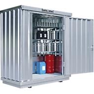 Vrijstaande container SAFE TANK 300, voor passieve opslag