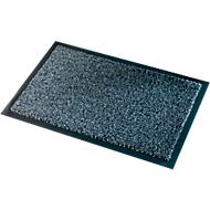 Vuilvangmat Premium, B 400 x L 600 mm, gemaakt van polyamide, grijs