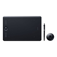 Wacom Intuos Pro Medium - Digitalisierer - USB, Bluetooth - Schwarz