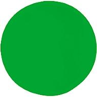 Wandabsorber Kreis, Ø 1000 mm, Polyestervlies in Filzoptik, grün