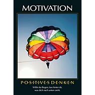 Wandkalender Motivation, B 300 x H 420 mm, Werbedruck 280 x 40 mm, Auswahl Werbeanbringung erforderlich