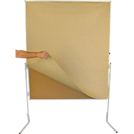 wandpapier, 1180 x 1400 mm, lichtbruin, 50 vellen