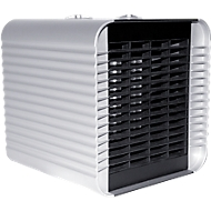 Warmteblazer verwarmingstoestel Cuby Silver, vermogen 1500 watt, gepatenteerde keramiektechnologie