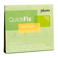 Watervaste pleisters navulpak, voor QuickFix