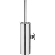 WC-Bürstenhalter Aero Edelstahl matt, Wandmodell