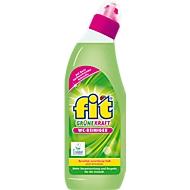 WC Reiniger fit Grüne Kraft, grün, Flasche mit 750 ml