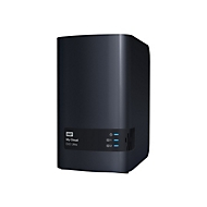 WD My Cloud EX2 Ultra WDBVBZ0120JCH - Gerät für persönlichen Cloudspeicher - 12 TB