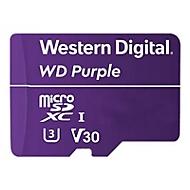 WD Purple WDD128G1P0A - Flash-Speicherkarte - 128 GB - microSDXC