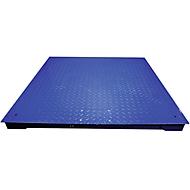 Weegbrug platformweegschaal serie PT 315, Capaciteit 3000 kg, zonder Displayunit, geen ijkgoedkeuring