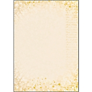 Weihnachts-Motiv-Papier Christmas Glow, DIN A4, 100 Blatt