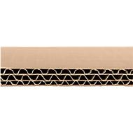 Wellpapp-Faltkartons, 400 x 400 x 450 mm, 10 St.