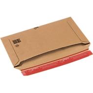 Wellpapp-Versandtaschen, quer, B5+, 20 Stück
