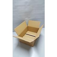 Wellpappkartons, 192x92x120 mm, Rechteck