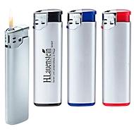Werbe-Set Feuerzeuge Silver, 400-tlg., inkl. Druck, Bunt, Standard, Auswahl Werbeanbringung erforderlich