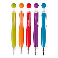 Werbe-Set Kugelschreiber Global, 500-tlg., farbl. sortiert - inkl. Druck