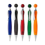 Werbe-Set Kugelschreiber Global, gefrostet, 500-tlg. - inkl. Druck