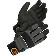 Werkhandschoenen Worksafe M50, EN388, kunstleer/spandex, dun gevoerd, maat 11, 6 paar