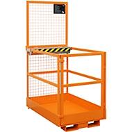 Werkkooi MB-D/L, oranje RAL 2000