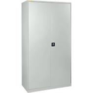 Werkplaatskast, B 1055 x D 520 mm, lichtgrijs/lichtgrijs