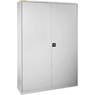 Werkplaatskast, B 1055 x D 620 mm, lichtgrijs/lichtgrijs