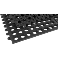 Werkplekmat Yoga Allround®, zwart, 1 stuk