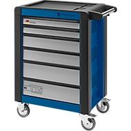 Werkstattwagen TTS 95/6 blau RAL 2703035