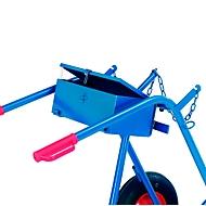 Werkzeugk.460x205x153mm + Halter, 17-979