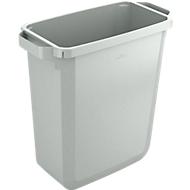 Wertstoff-Sammelbehälter, 60 l, ohne Deckel, grau