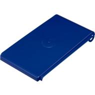 Wertstoff-Sammelsystem Karat 2000, Deckel für 40 Liter, blau