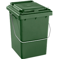 Wertstoffsammler Mülli, grün