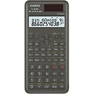 Wetenschappelijke zakrekenmachine Casio FX-85MS, 240 functies, display met 2 regels, zonne-energie/batterij