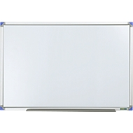 Whiteboard 4560, kunststof gecoat, 450 x 600 mm
