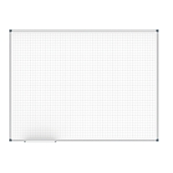 Whiteboard Basic 90/120 geruit
