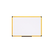 Whiteboard Bi-Office Ultrabite, met keramisch oppervlak, robuust en duurzaam, div. groottes, 600 x 450 mm