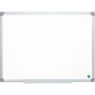Whiteboard EARTH-IT, emailliert, Alu-Rahmen, 600 x 450 mm