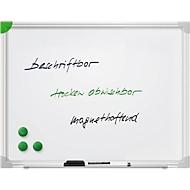 Whiteboard Franken U-Act!Line®, Hoch- & Querformat, emailliert, magnetisch, recycelbar, 450x600