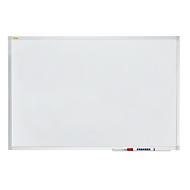 Whiteboard Franken X-tra!Line®, weiß lackiert, magnethaftend, B 1200 x H 900 mm