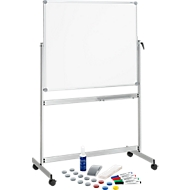 Whiteboard Maulpro, 1000 x 1200 mm, gratis Starter-Set