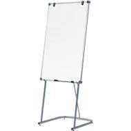 Whiteboard MAULpro, mobiel, in hoogte verstelbaar, met gratis starterkit-set, 120x75 cm