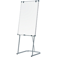 Whiteboard MAULpro, mobil, höhenverstellbar, mit gratis Starterkit-Set, 120x75 cm