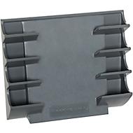 Whiteboardmarker-houder Edding e-BMA3, magnetisch, tot maximaal 4 markers, B 158 x D 136 x H 42 mm