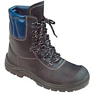 Winter-Sicherheits-Stiefel WORTEC SCOTT, S3, Stahlkappe, gefüttert, Größe 44
