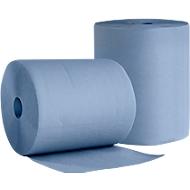 WIPEX Putzpapier BlueTech, 2-lagig, universell einsetzbar, 2 Rollen
