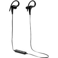 Wireless Sport Kopfhörer, kabellos, Bluetooth 4.0, optional m. Werbeanbringung, schwarz