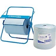 Wischtuchrolle Kimberly-Clark WYPALL* L-30 Ultra, 750 Tücher, 3-lagig, mit Abroller