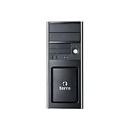 Wortmann TERRA PC-BUSINESS 6000 Silent - GREENLINE - MDT - Core i5 9500 3 GHz - 8 GB - SSD 250 GB - Deutsch