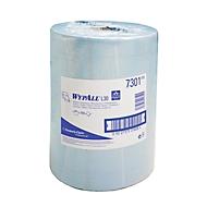 WYPALL* poetsdoek L-20 EXTRA + grote rol, 500 st., blauw, 1 rol